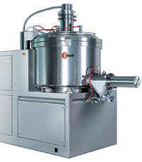 VG 1200 with Cylindrical Working Vessel