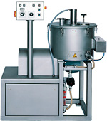 P 50 Laboratory pelletizer